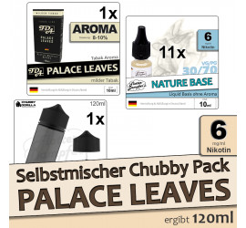 Selbstmischer Pack: Palace Leaves (low)