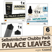 Palace Leaves | Selbstmischer Pack 120ml • 6mg/ml Nikotin
