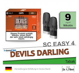 SC Easy 4 Caps Devils Darling (9mg)
