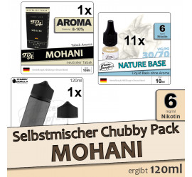 Selbstmischer Pack: Mohani (low)