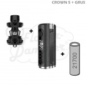 Grus Crown V • Starterset
