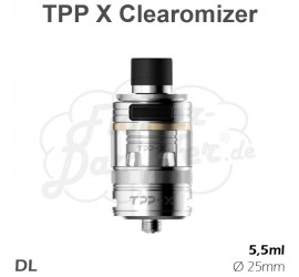 Voopoo TPP X Clearomizer (silber)