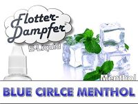 E-Liquid: Blue Circle Menthol