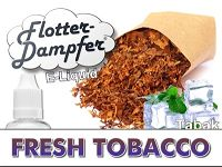 E-Liquid: Fresh Tobacco