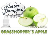 E-Liquid: Grasshopper´s Apple