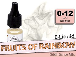 E-Liquid Fruits of Rainbow