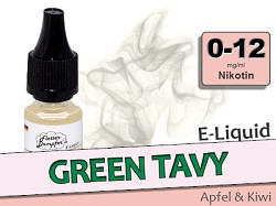 E-Liquid Green Tavy