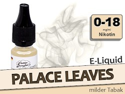 Palace Leaves Tabak Liquid