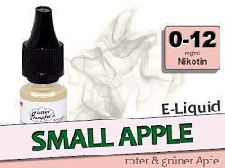 E-Liquid Small Apple